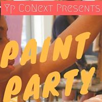 YP CoNext Art Party