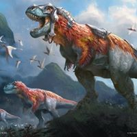 Dino-Sized Weekend