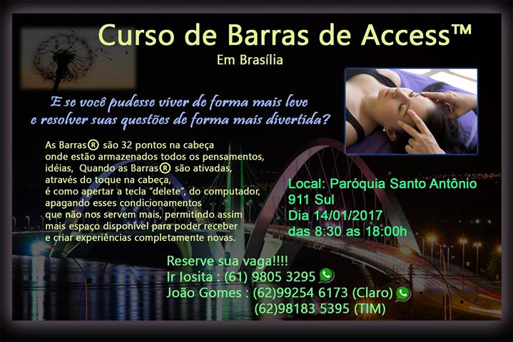 Curso de Barras de Access em Braslia