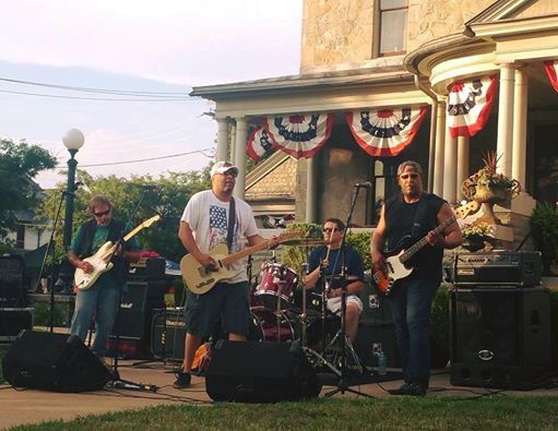 Bennett Brothers Band Rocking Hogs
