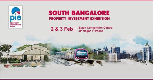 Property Investment Exhibition in South Bangalore