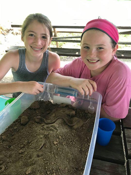 Kids Summer Workshop - Archeology and Shoebox Dig