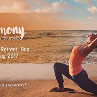 IN Harmony Retreat- Goa