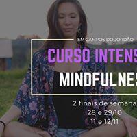 Intensivo de Fim de Semana de Mindfulness em Campos do Jordo