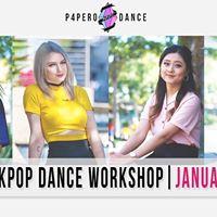 P4peros KPOP Workshop 5
