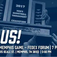 UNO Alumni Pre-Game Tailgate Memphis