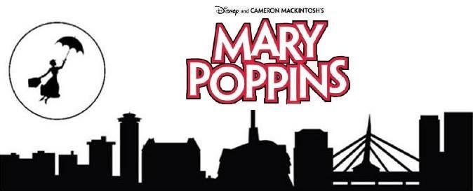 North Kildonan Community Players presents Mary Poppins