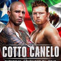 Fight Night Cotto Vs. Canelo