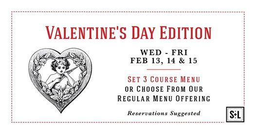 Valentines Day Edition