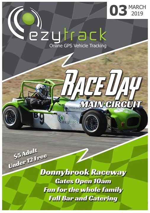 Ezytrack Main Circuit Race Day