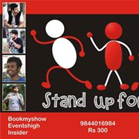 Stand Up For Jakkur