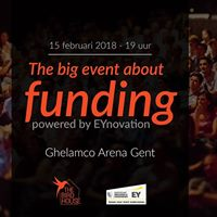 The Big Event About Funding - powered by EYnovation