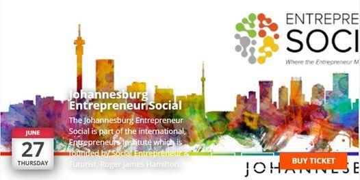 Johannesburg Entrepreneur Social