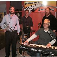 Paul Edwards Quartet hosted by Toowoomba Jazz Society