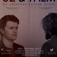 NNT Presents Uz and Them by Jonathan Taylor Davies