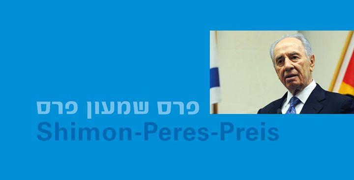 Verleihung des Shimon-Peres-Preis 2017