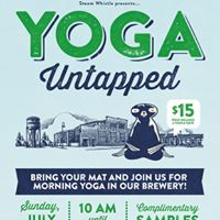 July Yoga Untapped