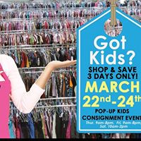 BDFL Spring-Summer 2018 Kids Consignment Event