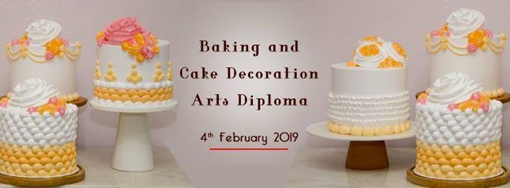 Baking & Cake Decoration Arts Diploma