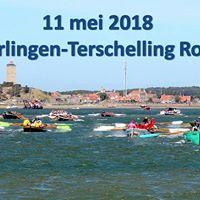 44e Harlingen-Terschelling Roeirace