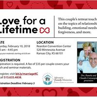 Love for a Lifetime with Drs. Pamela and Claudio Consuegra