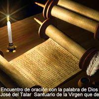 Encuentro de oracin con la palabra de Dios
