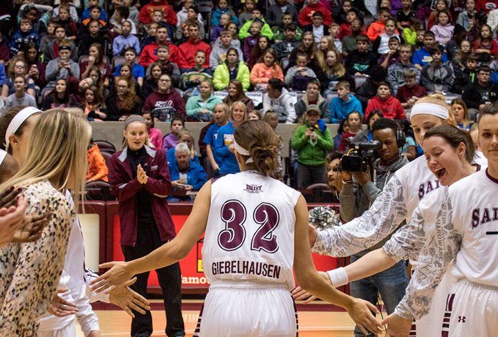 Saluki Womens Basketball vs. Evansville