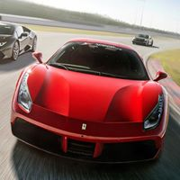 Drive exotic cars on track at Bondurant Main - Phoenix AZ