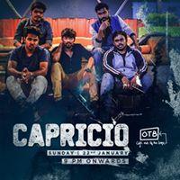 Sunday night Live with Capricio