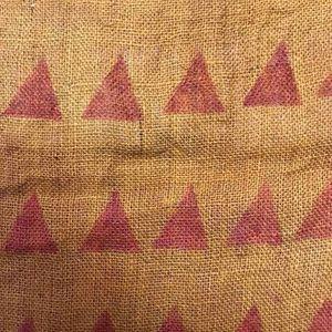 Shiroma Ratne: Block Printing on Fabric Demo & Talk at