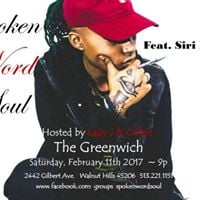 Spoken.Word.Soul presents Siri Imani
