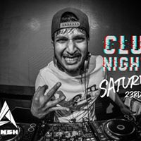Club Nights Ft.Ansh at HCC Begumpet