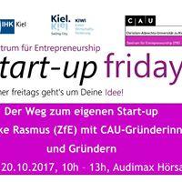 Der Weg zum eigenen Start-up