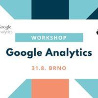 Workshop Google Analytics (nejen) pro eshopy