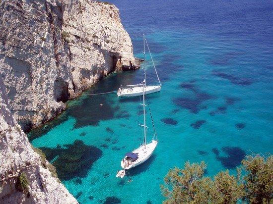 Grecia sailing express - Mito e Flottiglia in Barche a Vela