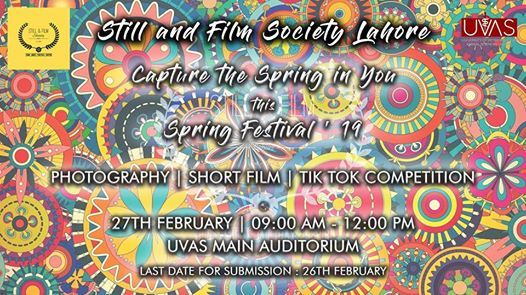Capture the Spring in You - Photography  Short Film & Tik Tok