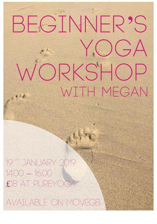 Beginner Yoga Workshop with Megan