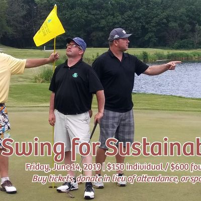 Swing for Sustainability - Annual Golf Outing