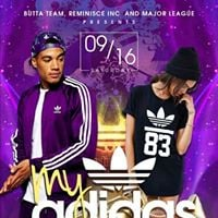 My Adidas Party Greenville