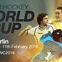 Indoor Hockey World Cup 2018