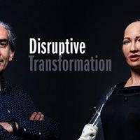 Disruptive Transformation con Jamshid Alamuti - IED Roma Now
