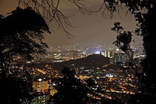 Cancelled Night hike at Bukit Ketumbar