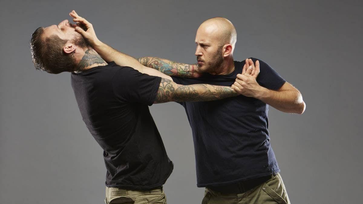 Free Self Defense Workshop