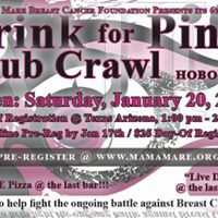6th Annual Drink for Pink Pub Crawl