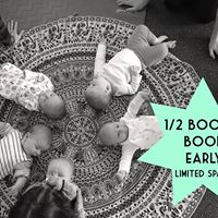 Register Now Mum and Baby Postnatal Yoga Course