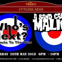 WHOS NEXT &amp A BAND CALLED MALICE