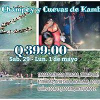 Semuc Champey y cuevas de Kamba