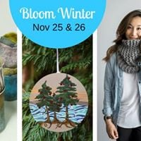 Bloom Winter Market Fort Langley Nov 25  26