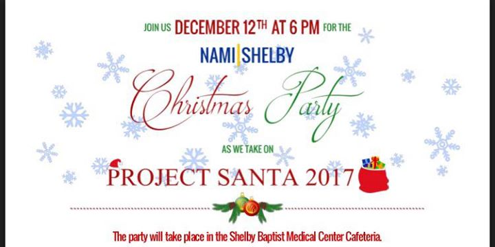 Christmas Party - Project Santa