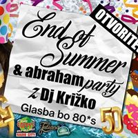 End of Summer  Best 80s Hits with DJ Kriko  26.8.2017